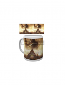 Taza cerámica 325ML Destiny 2 - Curse of Osiris