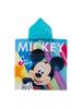 Poncho con capucha Mickey - Fun day