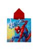 Poncho con capucha Spider-man - Zzipp