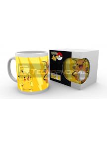 Taza cerámica Pokemon - Pikachu Evolution