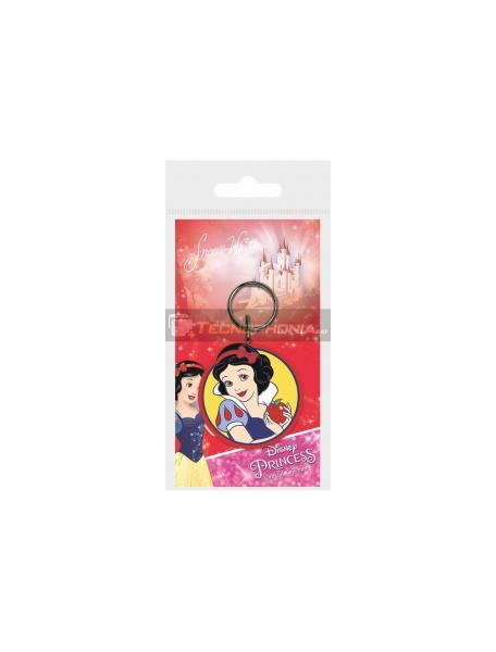 Llavero de goma Princesas Disney - Blancanieves