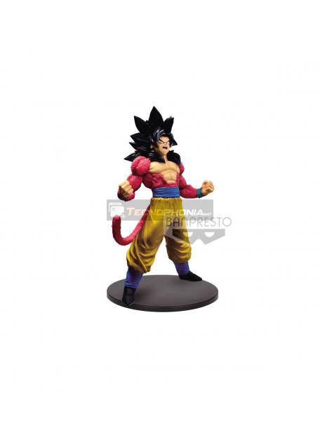 Figura Banpresto Dragon Ball Goku Blood S 20 Cm
