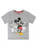 Camiseta Mickey Disney premium gris 2-3 años