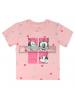 Camiseta Minnie Disney premium rosa lunares 5 años