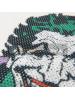 Camiseta niño manga corta Batman - Joker DC Comics premium blanca 6 años