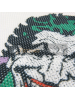 Camiseta niño manga corta Batman - Joker DC Comics premium blanca 12 años