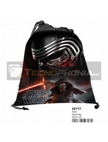 Saco Star Wars Android 35x27cm