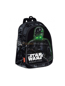 Mochila Juvenil Star Wars Adaptable 43x30x14cm