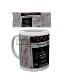 Taza cerámica 300ml Five Nights at Freddys - Help Wanted