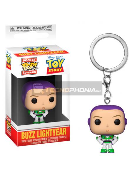 Llavero Funko Pocket POP! Disney Pixar Toy Story - Buzz