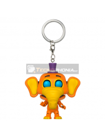 Llavero Funko Pocket POP! Five Nights altFreddys 6 - Pizza Sim Orville Elephant