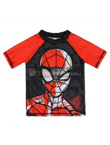 Camiseta niño lycra baño Marvel Spider-man Talla 5