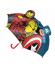 Paraguas Los Vengadores - Avengers Marvel 3D 42cm