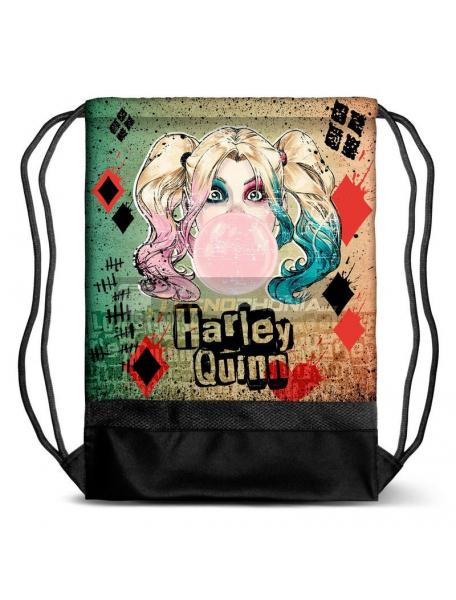 Saco Harley Quinn DC Comics Mad Love 48x35x1cm