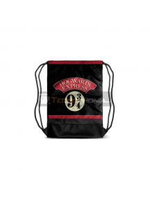 Saco Hogwarts Express 9 3/4 Harry Potter 47x34x1cm