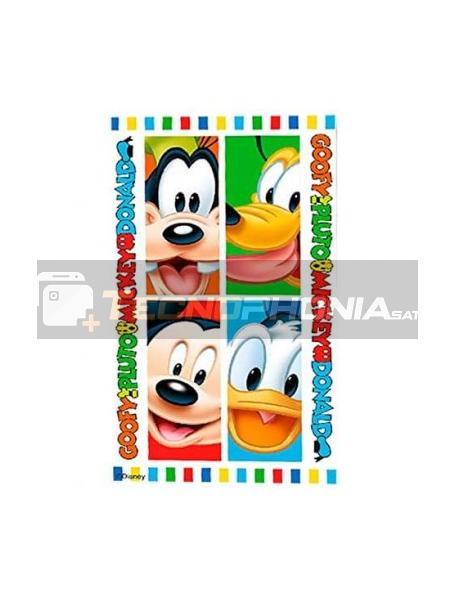 Toalla de playa Disney Mickey Mouse - Friends