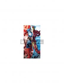 Toalla de playa Marvel - Los Vengadores algodón