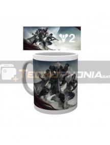 Taza cerámica 300ML Destitny 2 - Key Art