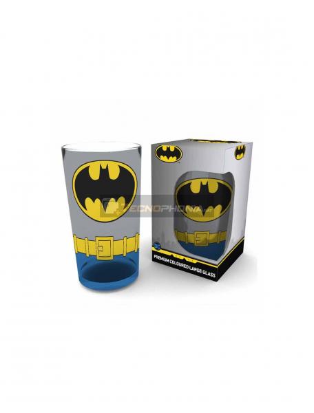 Vaso de cristal 500ml DC Comics - Batman