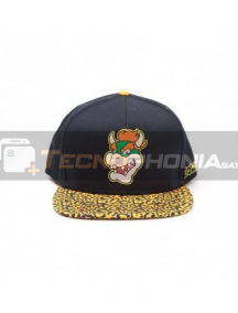 Gorra Super Mario - Bowser