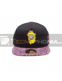 Gorra Super Mario - Princesa Peach
