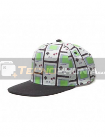 Gorra Nintendo Gameboy estampada