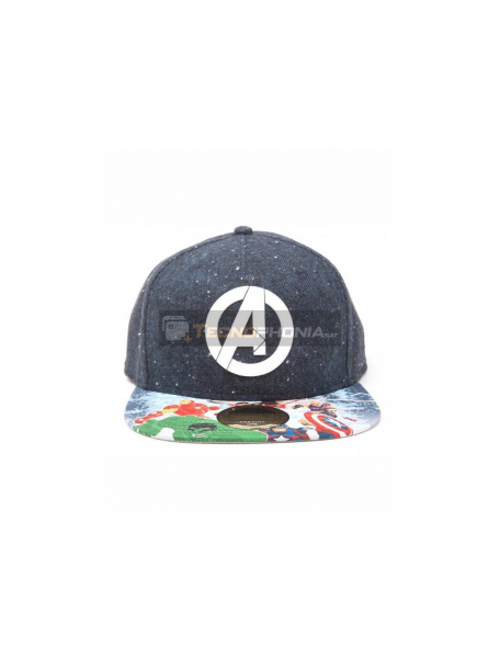 Gorra Los Vengadores - Avengers logo