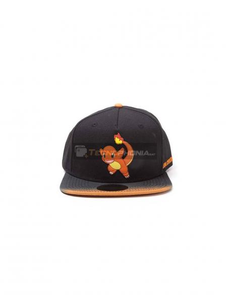 Gorra Pokemon - Charmander