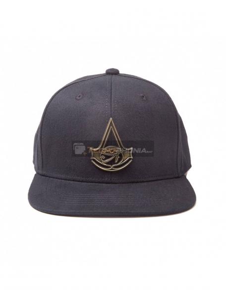 Gorra Assassin's Creed - Logo metálico
