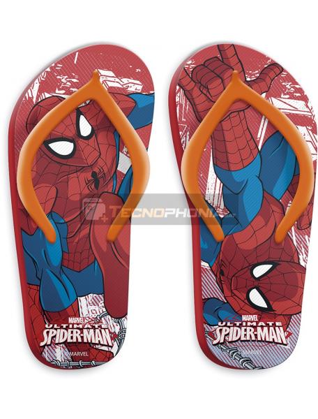Chanclas niño Spider-man Talla 33 - 34