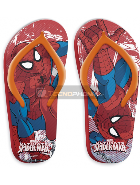 Chanclas niño Spider-man Talla 35 - 36