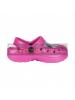 Zuecos niña Minnie Mouse - Unicornio rosa fucsia Talla 28 - 29