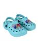 Zuecos infantil Shimmer and Shine azul cielo Talla 28 - 29