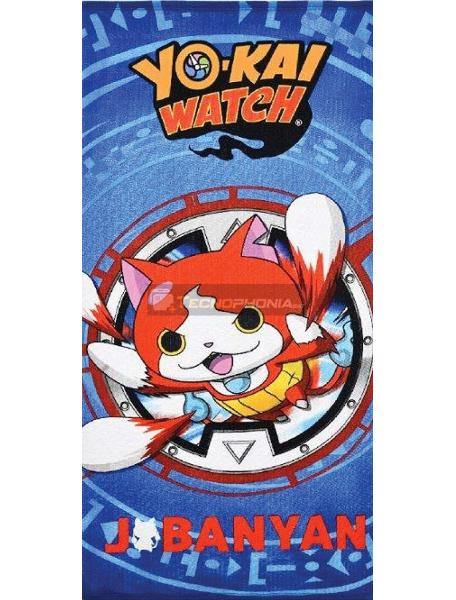 Toalla Yo-Kai Watch microfibra