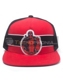 Gorra Deadpool comic