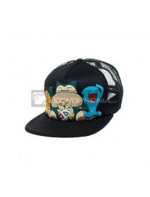 Gorra Personajes Pokemon negra