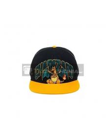 Gorra bordado 3D Pokemon - Charizard