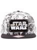Gorra Star Wars placa metálica