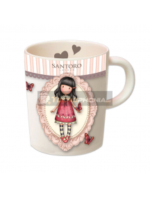 Taza bambú Gorjuss 320ML