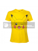 Camiseta manga corta Pokemon - Pikachu amarilla Talla L