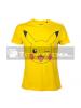 Camiseta manga corta Pokemon - Pikachu amarilla Talla M