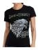 Camiseta adulto chica Juego De Tronos 'Stark' Talla M