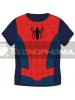Camiseta infantil manga corta de Spiderman Talla 2