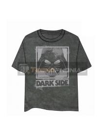 Camiseta adulto manga corta Star Wars - Dark Side Talla M