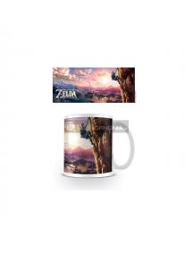 Taza The Legend Of Zelda - Botw The Climb