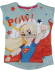 Camiseta niña manga corta Super Hero Girls - Supergirl Pow 6 años