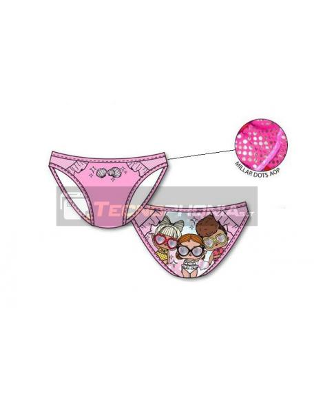 Culetin niña Lol Surprise SU-SE6308 rosa 10 años