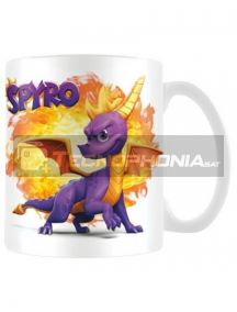Taza cerámica 320ML Spyro el Dragón