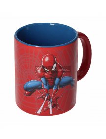 Taza cerámica 325ML Spiderman 8435450200434