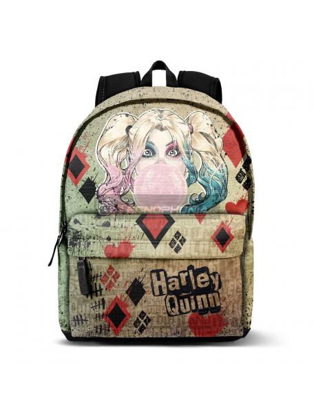 Mochila Harley Quinn - Mad Love 43x32x20 cm